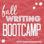 YAB Fall Writing Bootcamp